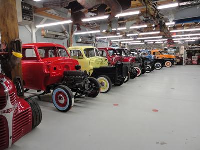 Redneck Ingenuity Classic Car And Truck Restoration Interior Design