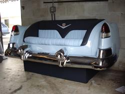 Wonderful Classic Car Furniture Classic Car Restoration   Home